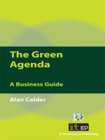 The Green Agenda