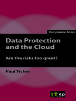 Data Protection and the Cloud