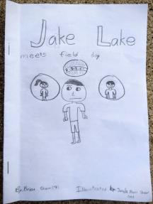 Jake Lake Meets Field Day
