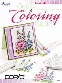 Copic Coloring Guide Level 4: Fine Details