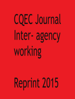 CQEC Journal Inter-Agency Working 2015