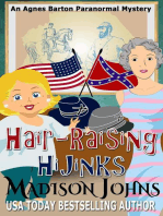 Hair-Raising Hijinks (An Agnes Barton Paranormal Mystery, #4)