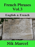 French Phrases Vol.3