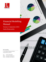 Financial Modelling Manual
