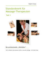 Standardwerk für Massage-Therapeuten Teil 1