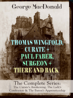 THOMAS WINGFOLD, CURATE + PAUL FABER, SURGEON + THERE AND BACK - The Complete Series