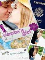 Dante's Girl: The Paradise Diaries, #1