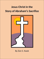 Jesus Christ in the Story of Abraham's Sacrifice