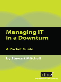 Managing IT in a Downturn: A Pocket Guide