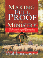 Making Full Proof Of Ministry
