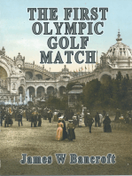 The First Olympic Golf Match