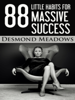88 Little Habits for Massive Success