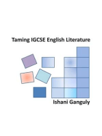 Taming IGCSE English Literature