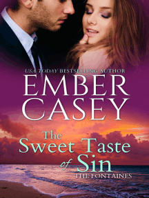The Sweet Taste of Sin: The Fontaines, #1