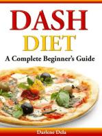 Dash Diet A Complete Beginner's Guide