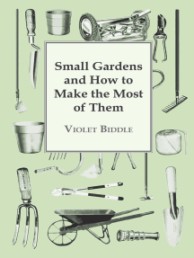Small Gardens and How to Make the Most of Them