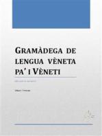 Gramàdega de lengua vèneta pa' i Vèneti