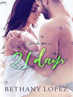 21 Days (Time for Love, book 2)