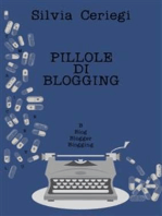 Pillole di Blogging
