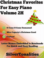 Christmas Favorites for Easy Piano Volume 2 H