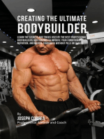 Creating the Ultimate Bodybuilder