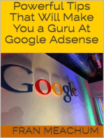 Powerful Tips That Will Make You a Guru At Google Adsense
