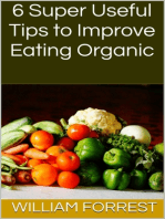 6 Super Useful Tips to Improve Eating Organic