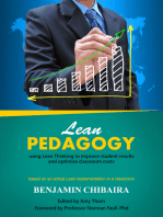 Lean Pedagogy: Using Lean Thinking to Improve Student Results and Optimise Classroom Costs