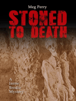 Stoned to Death: A Jamie Brodie Mystery