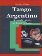 Tango Argentino - breviario