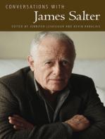 Conversations with James Salter