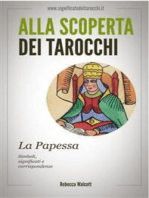 La Papessa negli Arcani Maggiori dei Tarocchi