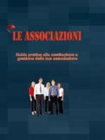 Come creare e gestire un'associazione