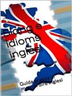 Slang e idioms inglesi