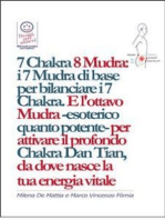 7 Chakra 8 Mudra