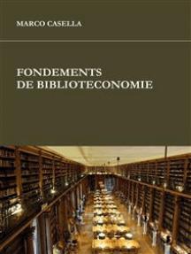 Fondements de bibliothéconomie