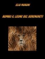 Bombo il Leone del Serengheti