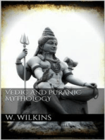 Vedic and Puranic Mythology