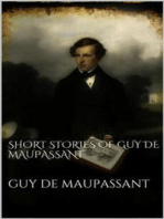 Short Stories of Guy de Maupassant