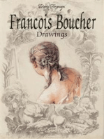 Francois Boucher Drawings