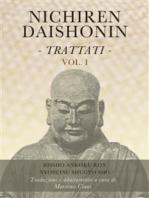 Nichiren Daishonin - Trattati - Vol. 1