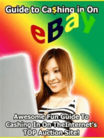Guide to Cashing in on eBay