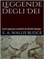 Leggende degli dei (translated)