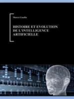 Histoire et évolution de l'Intelligence Artificielle