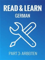 Read & Learn German - Deutsch lernen - Part 3
