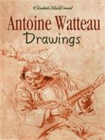 Antoine Watteau Drawings