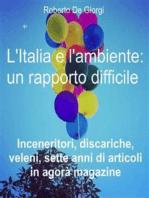 L'Italia e l'ambiente