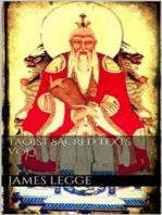 Taoist Sacred Texts. Vol.I.