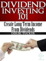 Dividend Investing 101