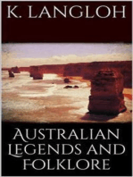 Australian legends and folklore